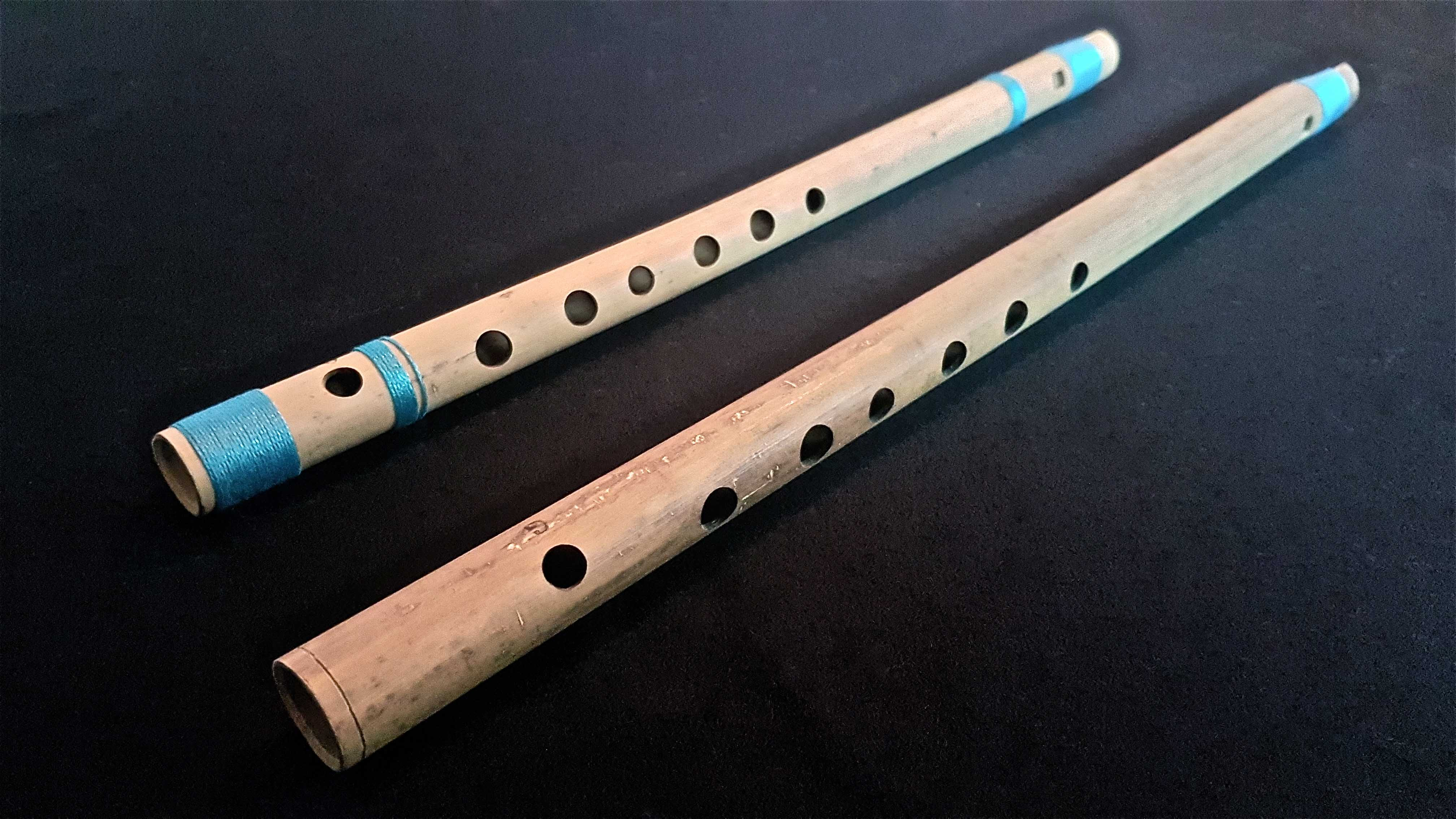 Come Fare Un Flauto Di Bamb.Strumenti Edmondo Romano